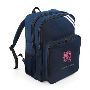 West Hill Park School Bag (Years 5-8 Only) | Giraffe-Shop.co.uk
